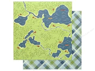 "Photo Play Collection Lakeside Paper 12""x 12"" Hidden Lakes (25 pieces)"