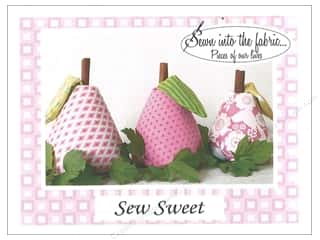 Sewn Into The Fabric Sew Sweet Pattern