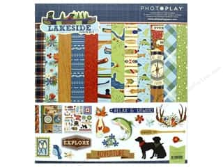 "Photo Play Collection Lakeside Collection Pack 12""x 12 """