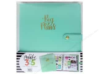 Me & My Big Ideas Create 365 Happy Planner Deluxe Cover - Classic Mint Big Plans