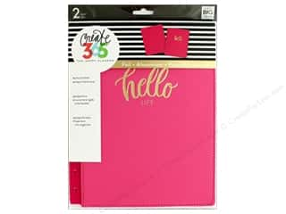 Me & My Big Ideas Create 365 Happy Planner Snap-In Cover - Classic Hello Life