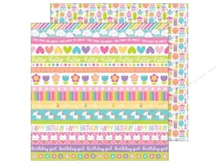 "Doodlebug Collection Fairy Tales Paper 12""x 12"" Sweet Celebration (25 pieces)"