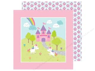 "Doodlebug Collection Fairy Tales Paper 12""x 12"" Once Upon A Time (25 pieces)"