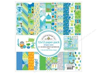 """scrapbooking & paper crafts: Doodlebug Collection Dragon Tails Paper Pack 12""""x 12"""""""
