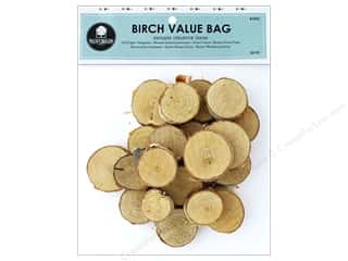 Walnut Hollow Birch Value Bag 20 pc.