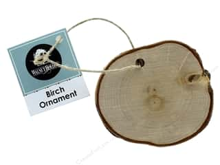 Walnut Hollow Birch Ornament