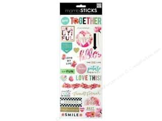 scrapbooking & paper crafts: Me&My Big Ideas Sticker Specialty Peony Friends