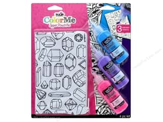 Tulip Color Me Dimensional Paints Kit Zipper Pouch