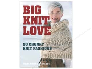 yarn: Taunton Press Big Knit Love Book