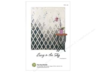 The Pine Needle Lucy In The Sky Quilt Pattern