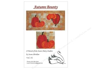 books & patterns: Swan Amity Studios Autumn Bounty Pattern
