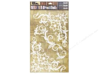 7 Gypsies Collection Architextures Tall Base Swirls