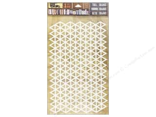 7 Gypsies Collection Architextures Tall Base Triangle Grid