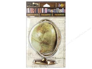 7 Gypsies Collection Architextures Treasures Vintage Globe