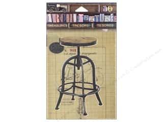 7 Gypsies Collection Architextures Treasures Drafting Stool