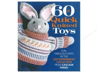 Sixth & Spring 60 Quick Knitted Toys Book