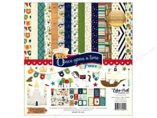 Echo Park Collection Once Upon A Time Prince Collection Kit