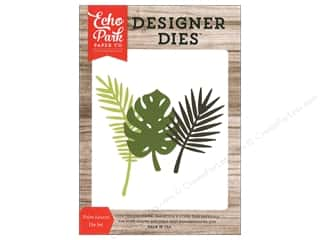 dies: Echo Park Die Palm Leaves