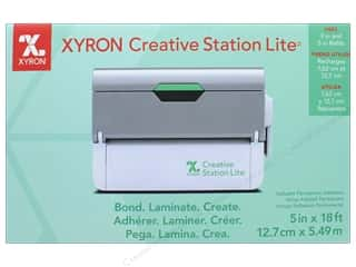 scrapbooking & paper crafts: Xyron Creative Station Lite Machine