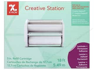 Xyron Creative Station Lite Refill Laminate/Permanent Adhesive 18'