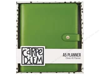 Simple Stories Collection Carpe Diem A5 Planner Clover