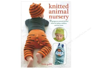 yarn: Knitted Animal Nursery Book by Fiona Goble