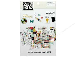 Simple Stories Collection Carpe Diem Sticker Tablet Faith