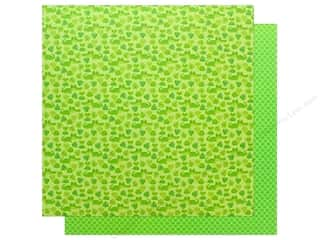 """Doodlebug Collection At The Zoo Paper 12""""x 12"""" Later Alligator (25 pieces)"""