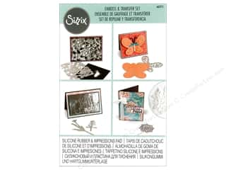 Sizzix Emboss & Transfer Set