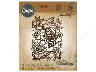 Clearance: Sizzix Tim Holtz Thinlits Die Paper-Cut Bird