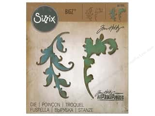 dies: Sizzix Dies Tim Holtz Bigz Scroll