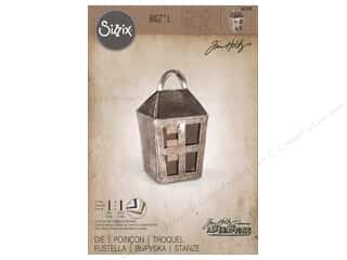 window die: Sizzix Dies Tim Holtz Bigz L Lantern Box
