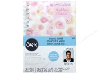 scrapbooking & paper crafts: Sizzix David Tutera DIY Wedding Planner