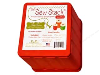 Clearance: Noble Notions Quilter's Notions The Sew Stack Thread Spool Tray