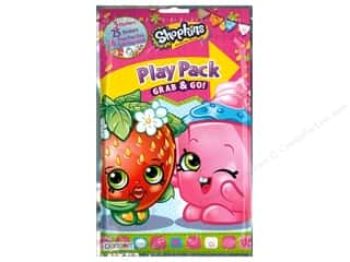 Bendon Coloring Play Pack Shopkins Book