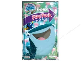 Bendon Coloring Book Play Pack Disney Finding Dory