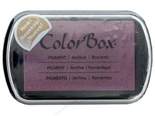 stamps: Colorbox Full Size Pigment Inkpad Romantic
