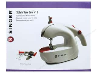 sewing machine: Singer Notions Stitch Sew Quick 2