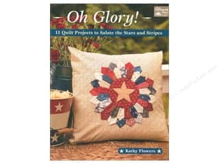 books & patterns: That Patchwork Place Oh Glory! Book