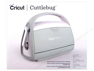 die cutting machine: Cricut Cuttlebug Machine V3 Mint