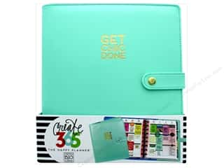 Me & My Big Ideas Create 365 Happy Planner Deluxe Cover - Classic Mint