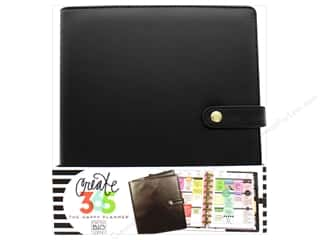 Me & My Big Ideas Create 365 Happy Planner Deluxe Cover - Classic Black