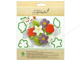 craft & hobbies: American Crafts Collection Sweet Sugarbelle Cookie Cutter Set Spring