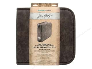 Storage Studios Tim Holtz Stamp Storage Binder