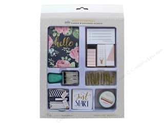 stamps: Webster's Pages Color Crush Planner/Stationary Kit Hello Dear