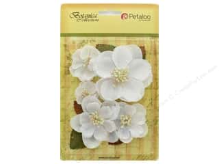 leaves: Petaloo Botanica Collection Magnolia Mix White