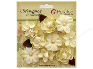 Petaloo Botanica Collection Baby Blooms Ivory