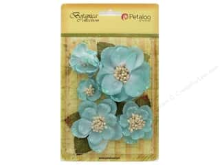 Clearance: Petaloo Botanica Collection Magnolia Mix Blue