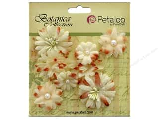 Petaloo Botanica Collection Mixed Blooms Minis Cream