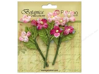 Petaloo Botanica Collection Fairy Blossom Branch Soft Pink